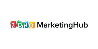 zoho marketing hub
