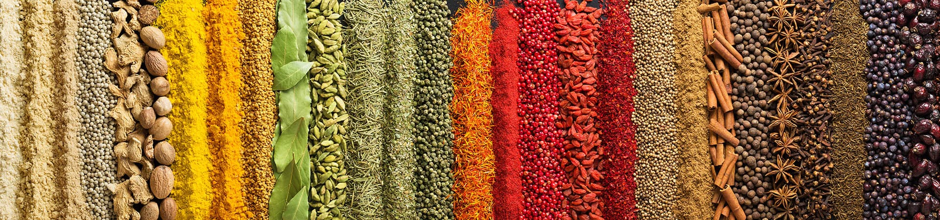 spice and extract manufacturing
