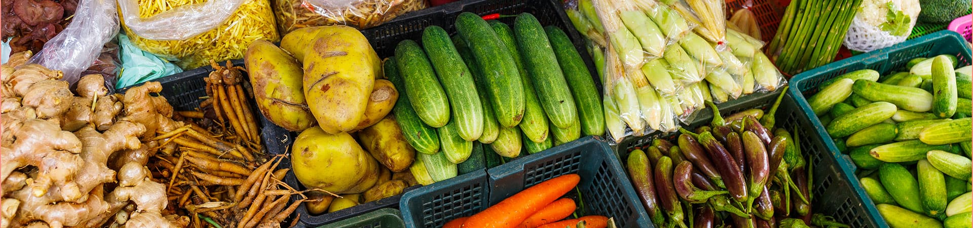 Fruits and Vegetables packaging and distribution