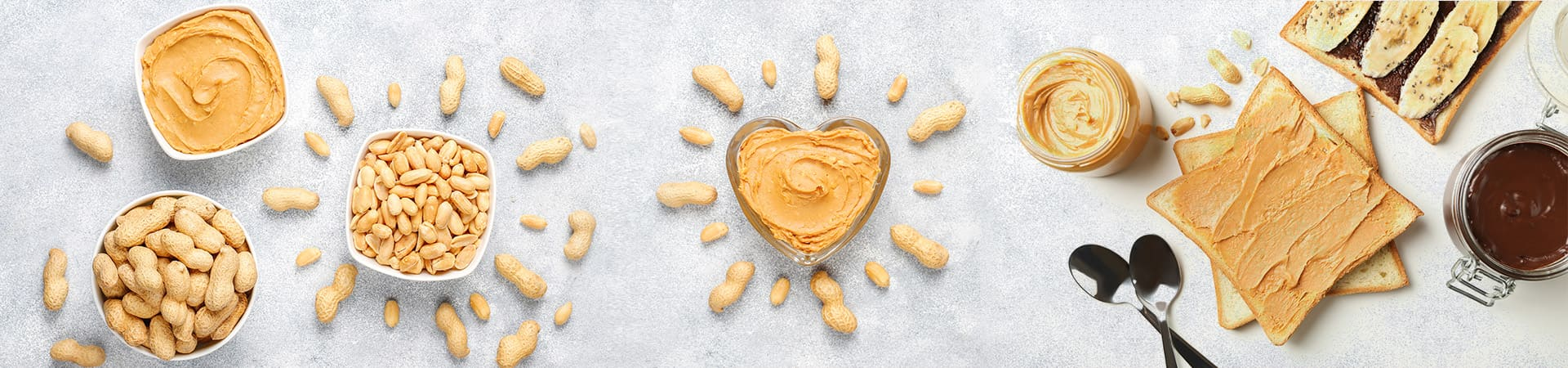 Nuts and Peanut Butter Manufacturing