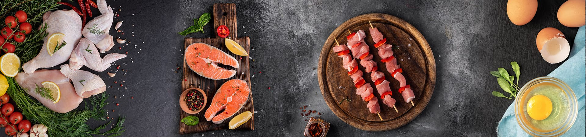 Meat and Seafood packaging and distribution