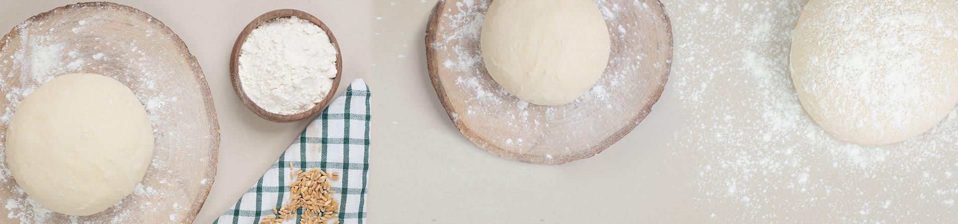 Dough and flour Manufacturing
